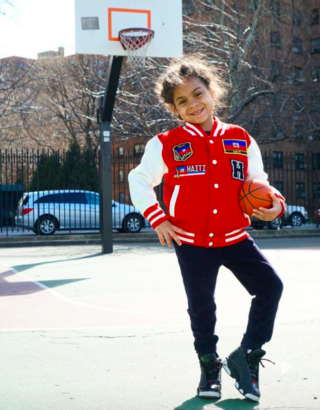 MUST HAVE: The Jacques Junior Haiti Varsity Jacket